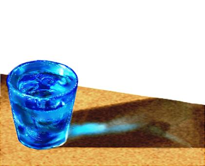 琉球玻璃杯