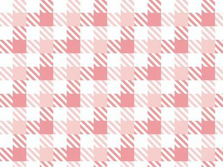 Shepard check ● Pink × Pink