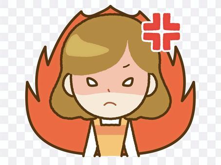 Anger MAX-家庭主婦A(Mukamuka)-27