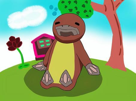 Platypus Hinata Bokko