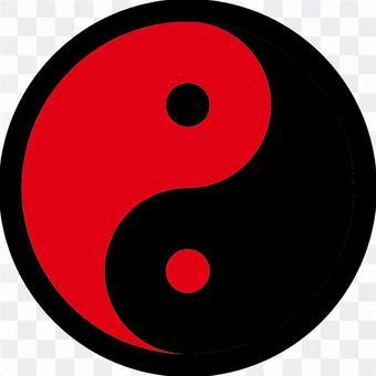 Yin and Yang 1d