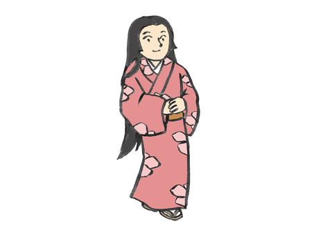 Sengoku period women