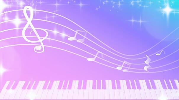 音符の壁紙