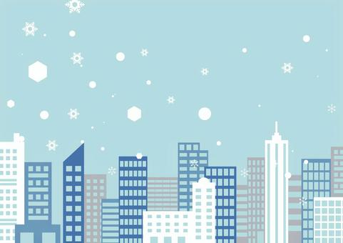 Urban Building _ Winter