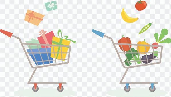 購物車_ 2種