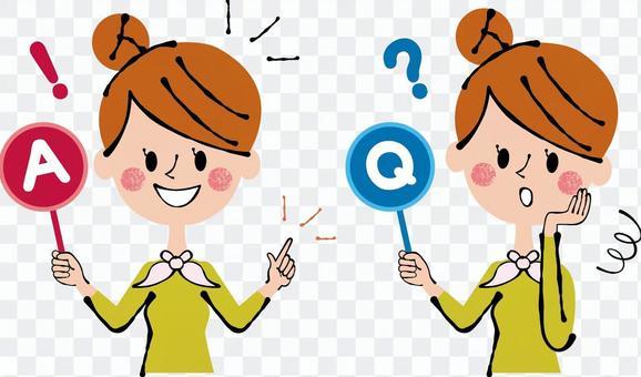 Q & A Women
