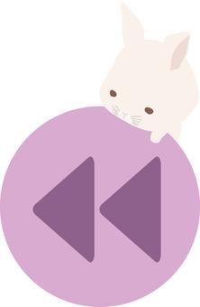 Button_Rewind_Rabbit_White