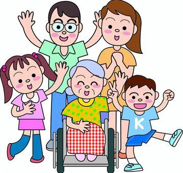 Fureai family