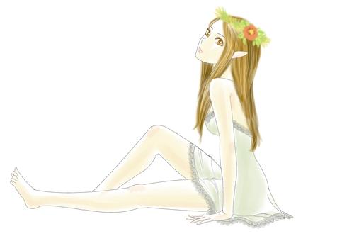 妖精(花冠)