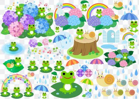 雨季影像素材120