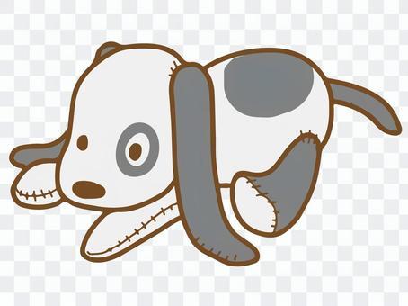 毛絨娃娃(狗)