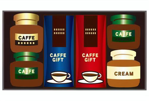 咖啡禮物集