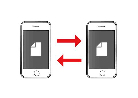 Mobile data sharing