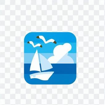 大海和遊艇