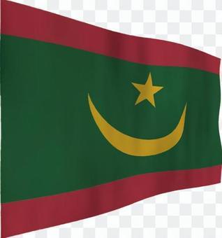 毛里塔尼亞國旗