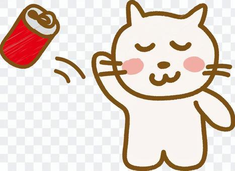 亂扔垃圾_ Neko-chan