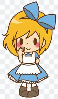 女孩*愛麗絲