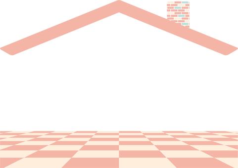 Roof three-dimensional floor