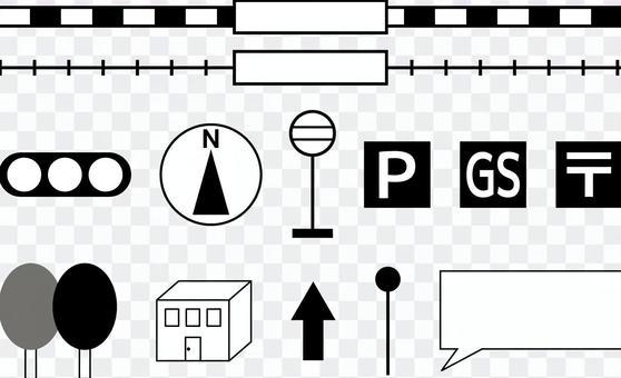 Map Material 1 / Type g / uta