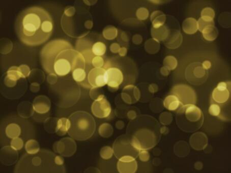 圓形的光·香檳金