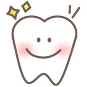 牙齒牙齒笑臉牙齒插圖