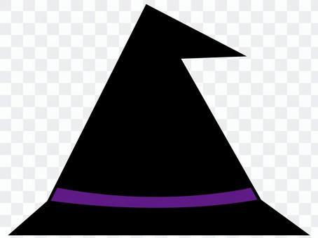 萬聖節帽子(紫色)