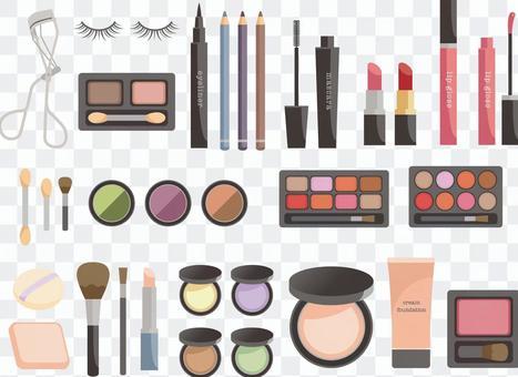 各種化妝品