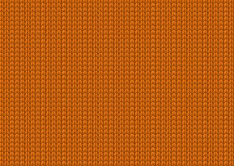 Halloween knit background