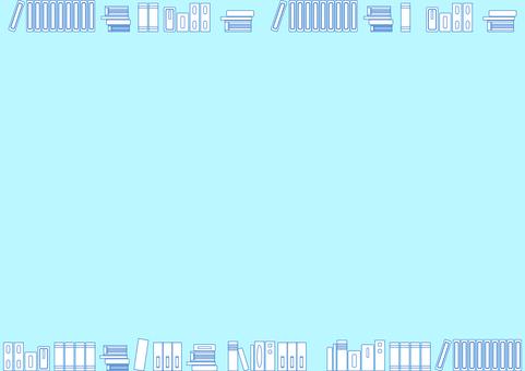 本棚フレーム 背景