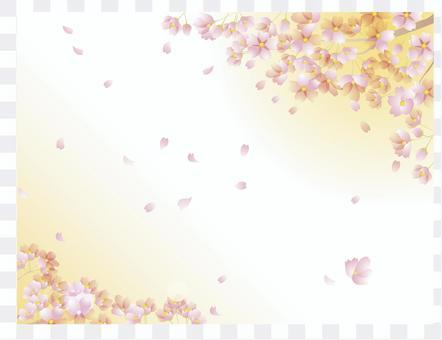 櫻花圖案3-1