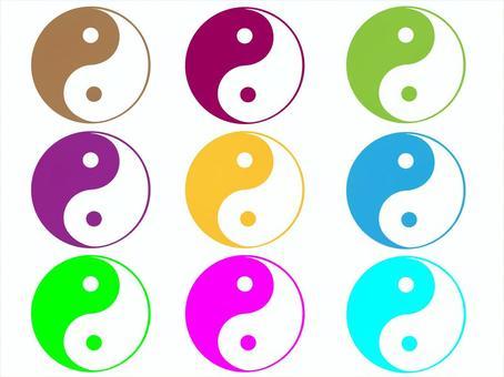 Yin Yang Mark