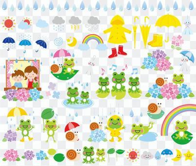 雨季材料設置01