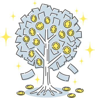 金錢樹的插圖 1