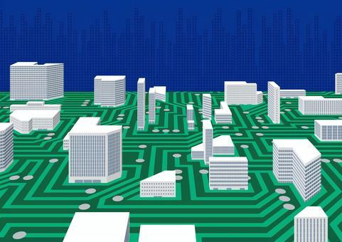 網絡城市數字化與城市形象