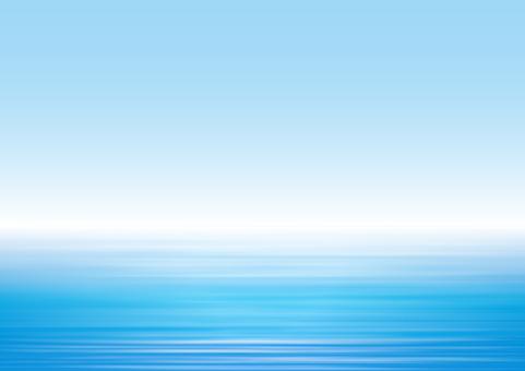 Wallpaper Umi and sky