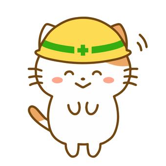 貓鞠躬(在建/頭盔)3