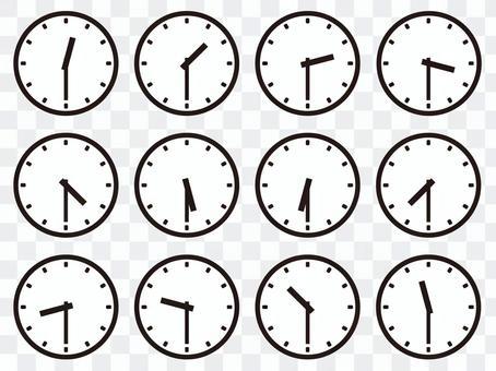 """觀看""""xx小時30分鐘"""""""