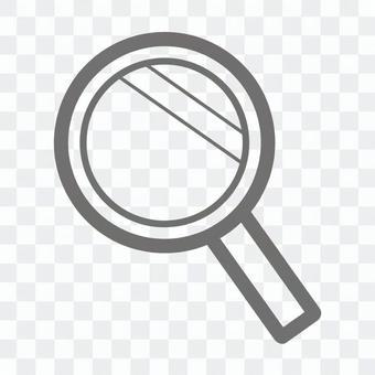 簡單的圖標搜索