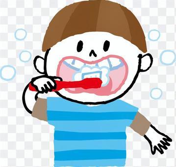Child's toothpaste