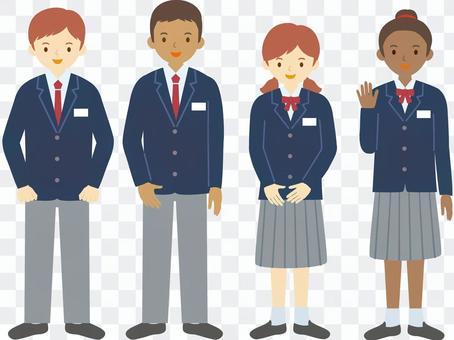 Children / junior and senior high school students