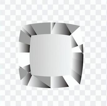 Diamond crystal 3