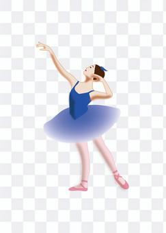芭蕾舞女演員圖2