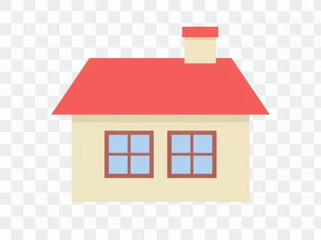 Home (red)