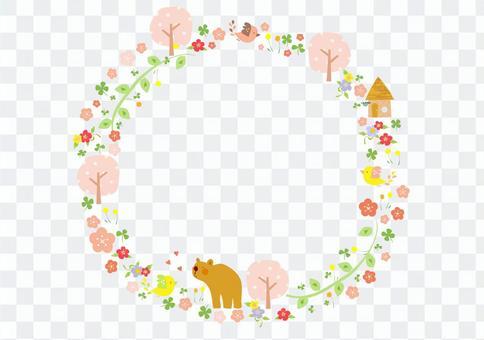 櫻花和鳥3