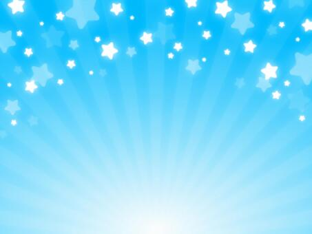 Hara Glitter <Light Blue>