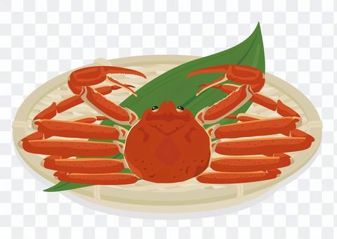 漏勺雪蟹(1杯)