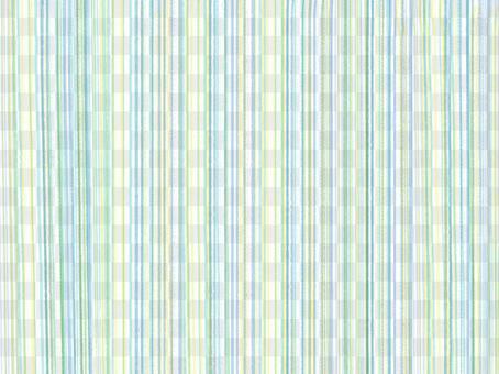 令人耳目一新的綠色薄條紋的背景