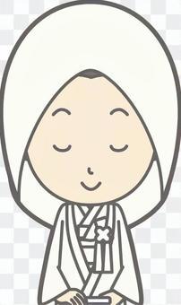 白色純粹 -  Ogi Suehiro  - 胸圍