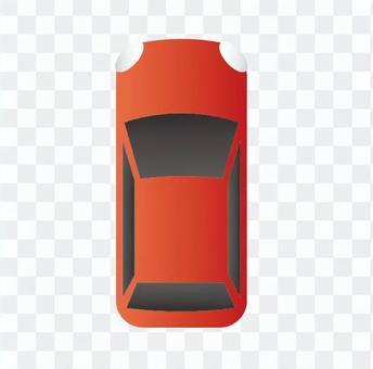 汽车(红)