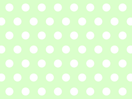 Dot background material (pastel green)